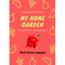 Red Ghost Pepper Grow Kit